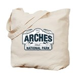 Arches National Park V. Blue Tote Bag