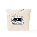Arches National Park V. Blue Tote Bag