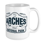 Arches National Park V. Blue Mugs