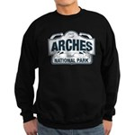 Arches National Park V. Blue Sweatshirt