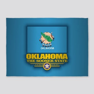 Oklahoma (v15) 5'x7'Area Rug