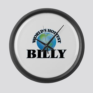 World's Hottest Billy Large Wall Clock