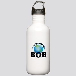 World's Hottest Bob Stainless Water Bottle 1.0L