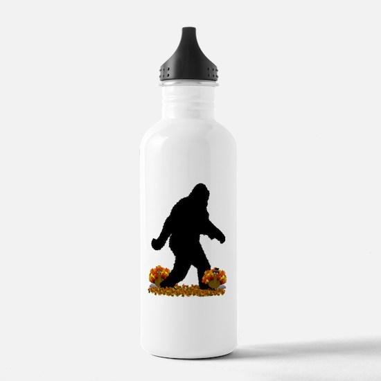 Gone Thanksgiving Squa Water Bottle