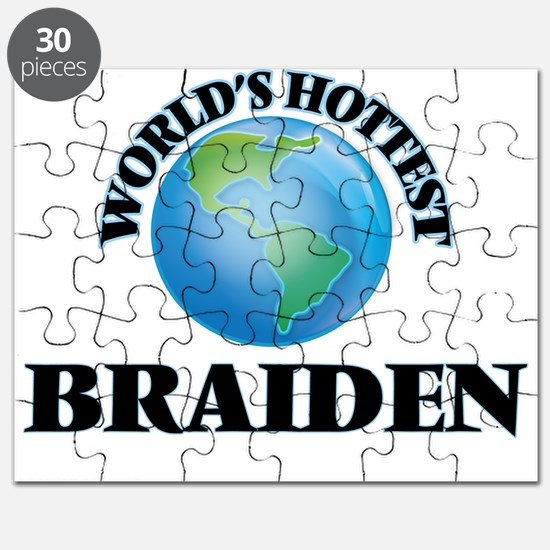 World's Hottest Braiden Puzzle
