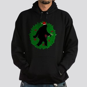 Gone Christmas Squatchin' Hoodie (dark)