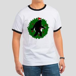 Gone Christmas Squatchin' T-Shirt