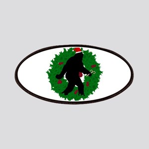 Gone Christmas Squatchin' Patches
