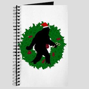 Gone Christmas Squatchin' Journal