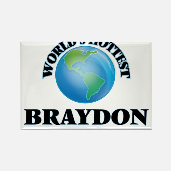 World's Hottest Braydon Magnets