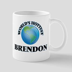 World's Hottest Brendon Mugs
