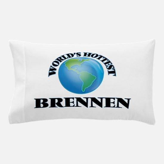 World's Hottest Brennen Pillow Case