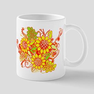 Sunflower_Growth Mug