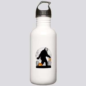 Gone Halloween Squatch Stainless Water Bottle 1.0L