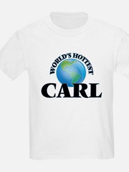 World's Hottest Carl T-Shirt