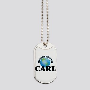 World's Hottest Carl Dog Tags