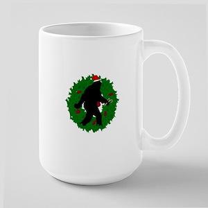 Gone Christmas Squatchin' Mugs