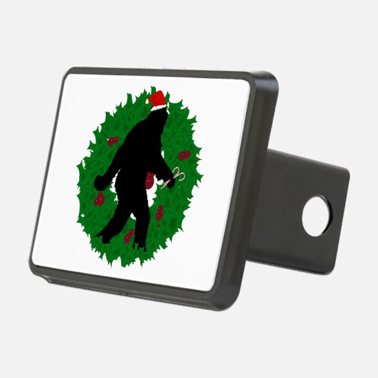 Gone Christmas Squatchin' Hitch Cover