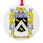 Gervase Round Ornament