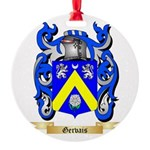 Gervais Round Ornament