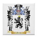 Gertz Tile Coaster