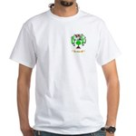 Gerty White T-Shirt