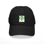 Gerty Black Cap