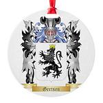 Gertsen Round Ornament