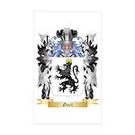 Gert Sticker (Rectangle 50 pk)