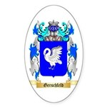 Gerschfeld Sticker (Oval)
