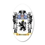 Gerritsma 20x12 Oval Wall Decal