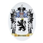 Gerritsen Ornament (Oval)