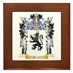 Gerrit Framed Tile