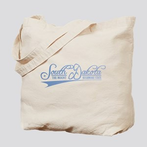 South Dakota State of Mine Tote Bag