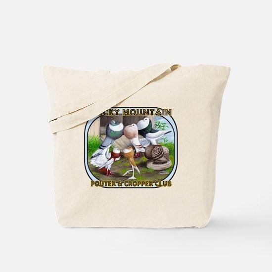 Rocky Mountain Club Tote Bag