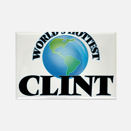 World's Hottest Clint Magnets