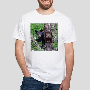 Baby Bear - John 3:16 T-Shirt