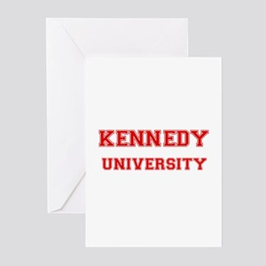 KENNEDY UNIVERSITY Greeting Cards (Pk of 10)