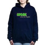 spock Women's Hooded Sweatshirt