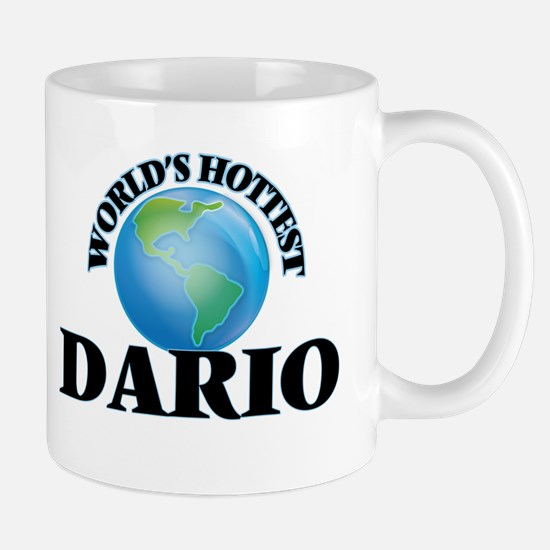 World's Hottest Dario Mugs