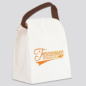 Tennessee State of Mine Canvas Lunch Bag