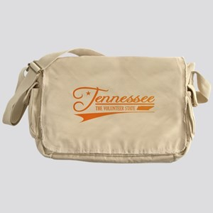 Tennessee State of Mine Messenger Bag