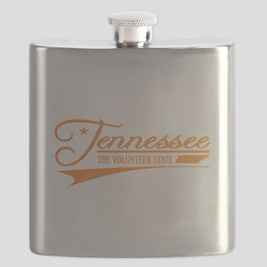 Tennessee State of Mine Flask
