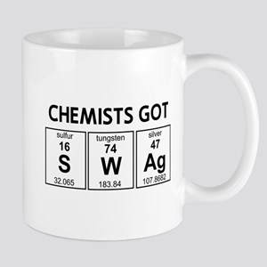 Chemists got swag Mugs