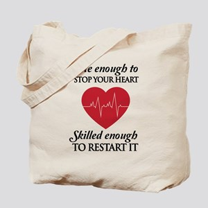 cute enough skilled enough Tote Bag