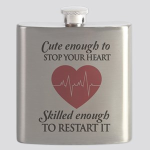 cute enough skilled enough Flask