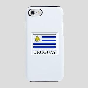 Uruguay iPhone 7 Tough Case