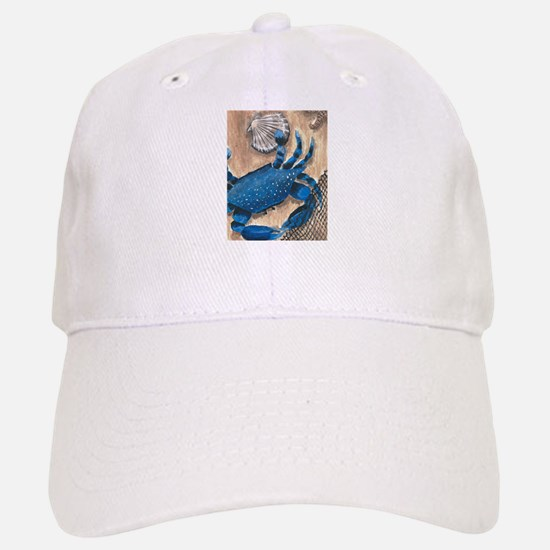Crab and Scallop Baseball Baseball Baseball Cap