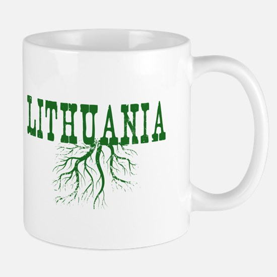 Lithuania Roots Mug