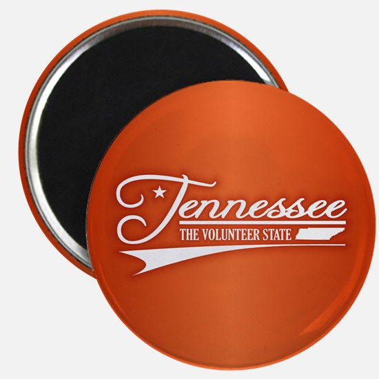 Tennessee State of Mine Magnets